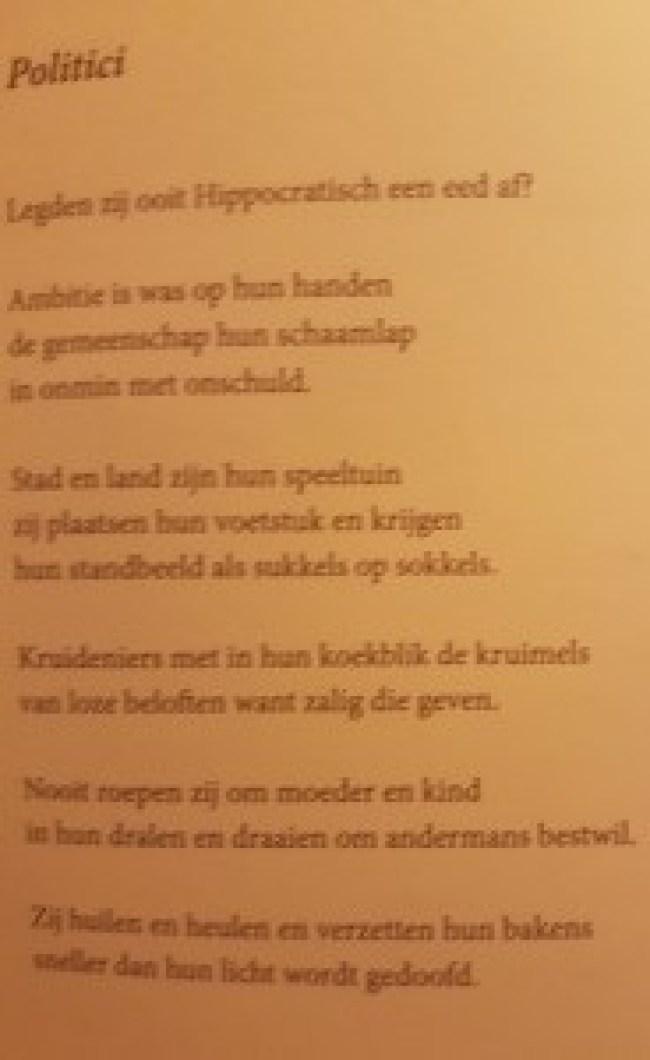 Joop Leijbbrand - Politici