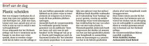 Alkmaarse Courant, 14 november 2017