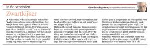 Alkmaarse Courant, 14 december 2017