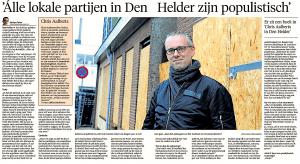 Helderse Courant, 2 december 2017