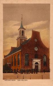 Nieuwe Kerk Den Helder (foto Piet Paaltjes Dichter-dominee 1835-1894)