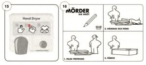 Abbildungen 15–16 Prosumtion mit Restriktionen in Form von Gebrauchs- und Aufbauanleitungen