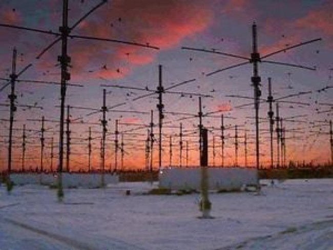 HAARP's nonlinear power
