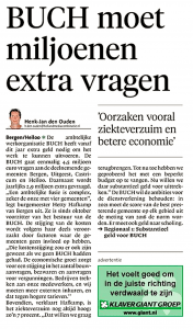 Alkmaarse Courant, 28 februari 2018