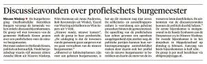 Schager Courant, 5 februari 2018
