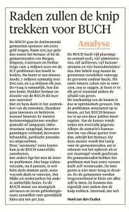 Alkmaarse Courant, 1 maart 2017