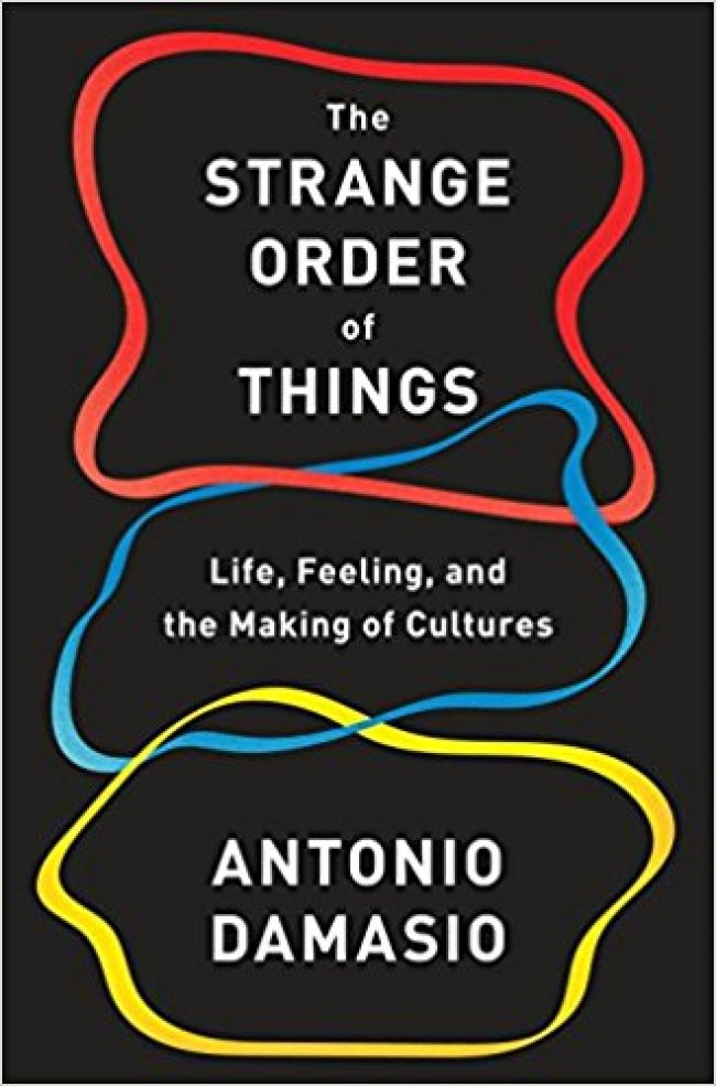 Antonio Damasio - The Strange Order of Things | Life, Feeling and the Makong of Cultures