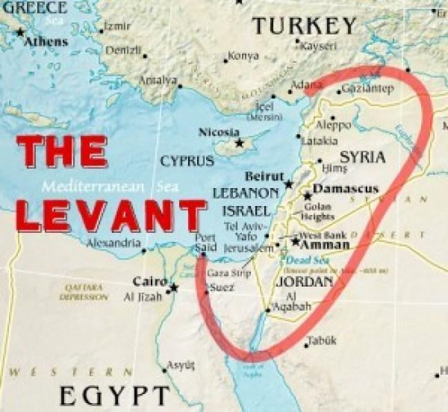 Levant (foto Before It's News)
