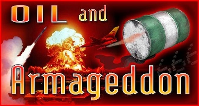 Oil and Armageddon