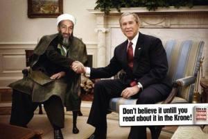 The ties between family Bush and Bin Laden (foto yoo.rs)