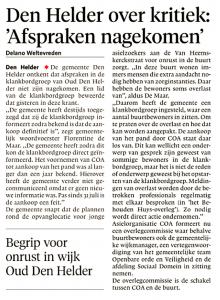 Helderse Courant, 8 augustus 2018