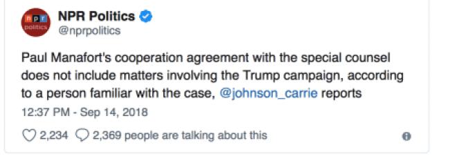 NPR Politics tweet (foto Before It's News)