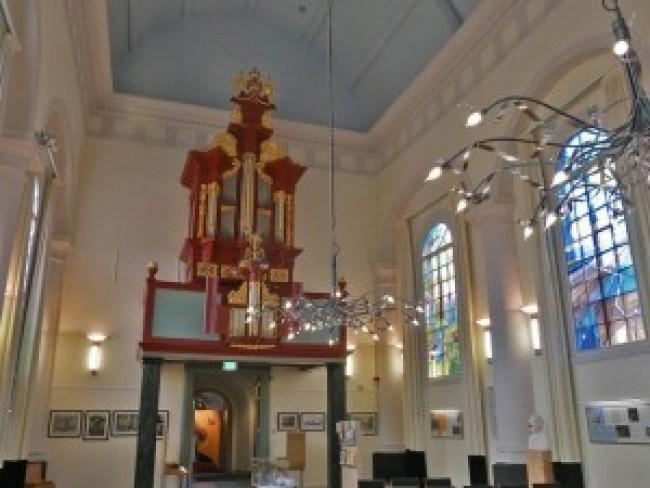 Van Gogh Kerkje in Etten-Leur 2