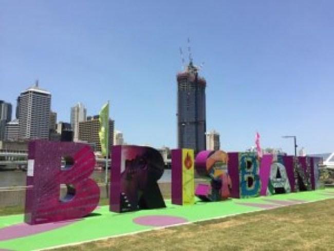 Brisbane (foto Johan Koole)