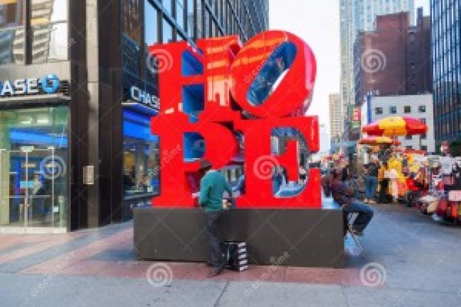 Hope, New York (foto dreamstime.com)