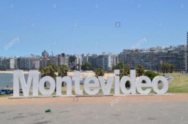 Montevideo (foto Alamy)