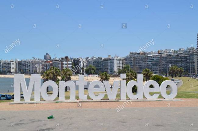 Montevideo (foto Alamy)