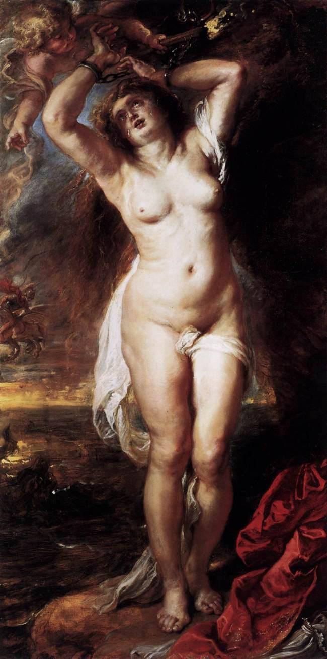 Pieter Paul Rubens - Andromeda