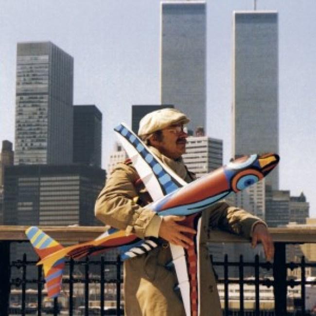 Appel met vliegtuig by WTC