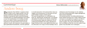 Helderse Courant, 25 januari 2019