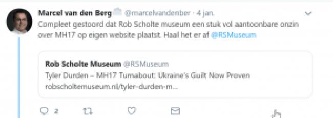Marcel van den Berg tweet (1)