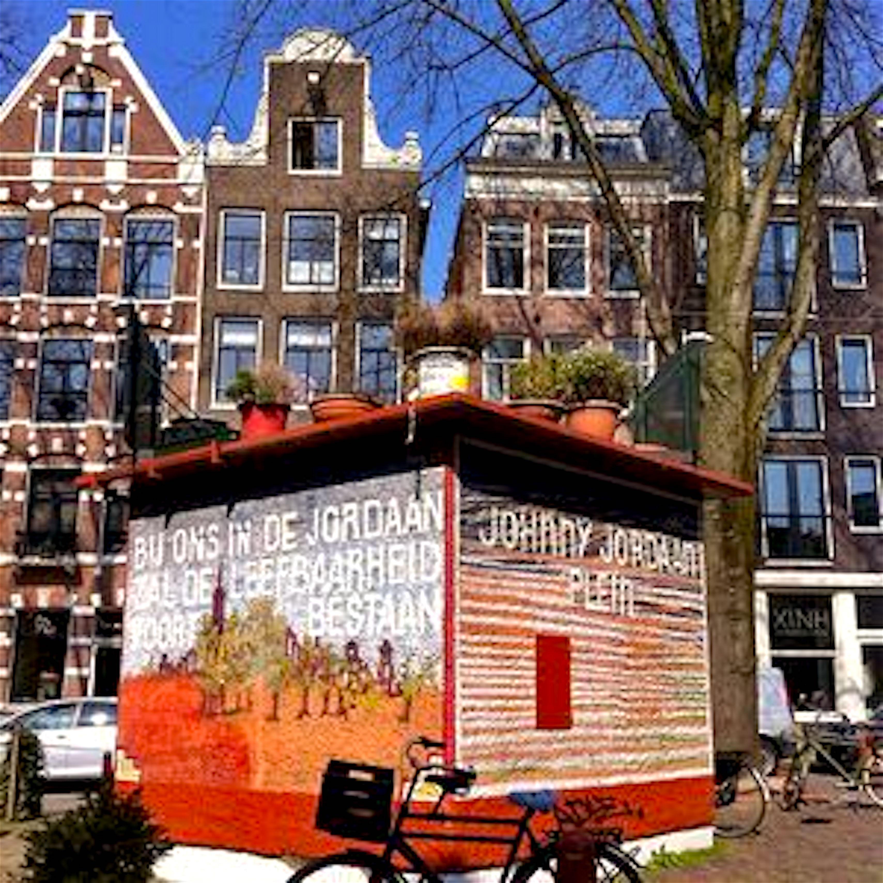 In de Jordaan, Elandsgracht (foto Amsterdam City Hipster Guide)