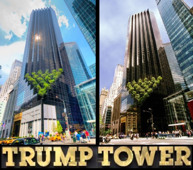 TRUMP TOWER (foto Before It's News)