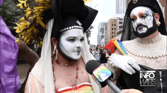 Gay Pride 5 (foto Infowars)