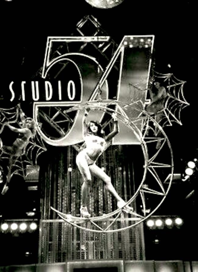 Studio 54 (foto Pinterest)