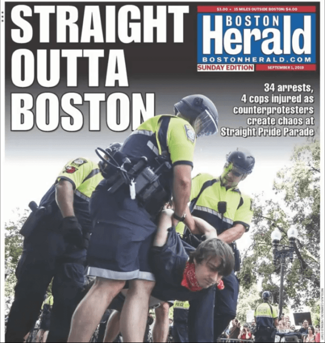 Boston Herald (foto Camp Constitution)