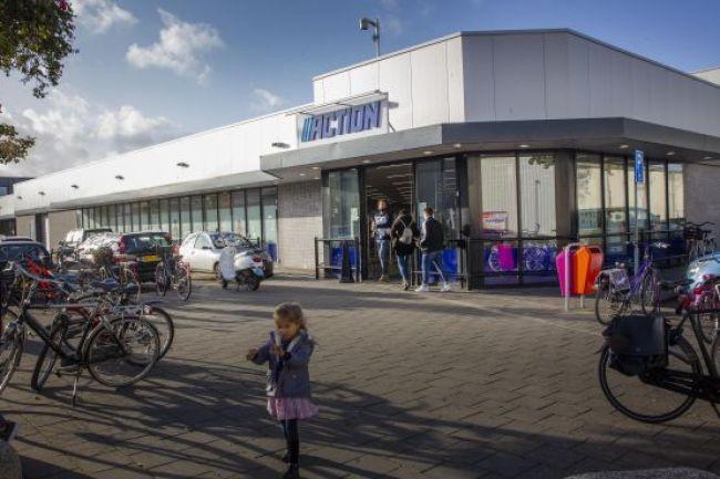 De Action in Den Helder (foto Peter van Aalst)