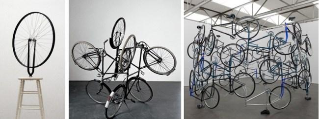 Duchamp + Orozco + Weiwei