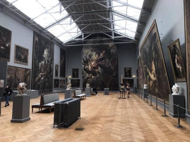 Het Antoine Wiertz Museum in Brussel (foto Facebook)