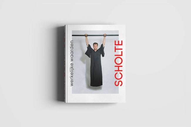 Het Roofboek van Jaap Holtzapffel over Scholte (foto Facebook)