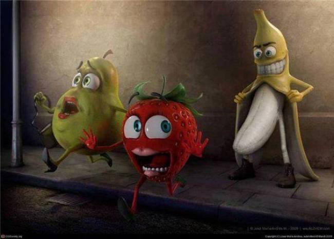 Bananenventer (foto Frank Borst)