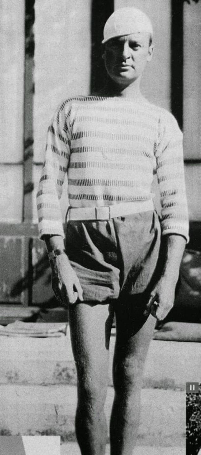Gerald Murphy (foto Mark Cross)