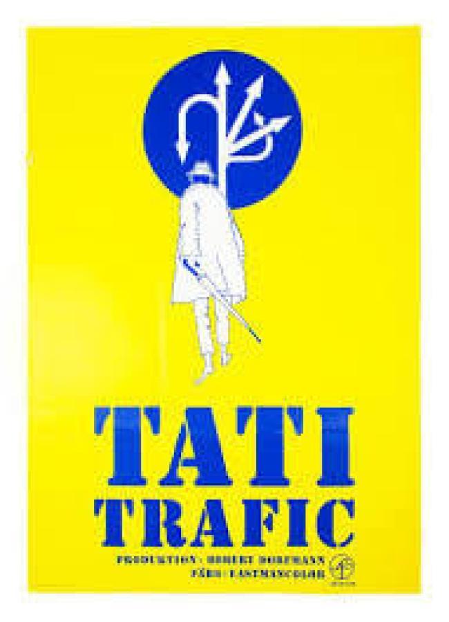 Jacques Tati - Trafic (foto Facebook)