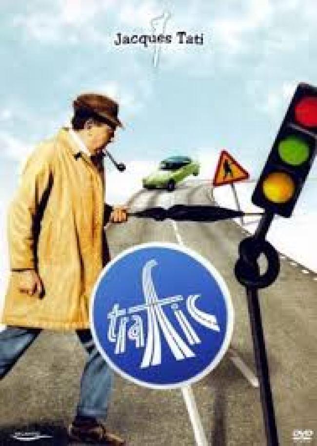 Jacques Tati - Trafic (foto FamousFix)