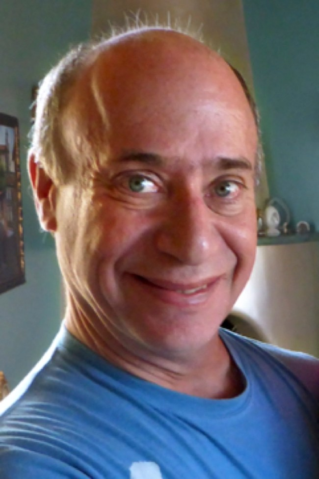 Jeffrey Bronfman appears to have the same wild-eyed 'glazed' look as ayahuasca devotee Marc Shackman, commonly reported (foto Before It's News)