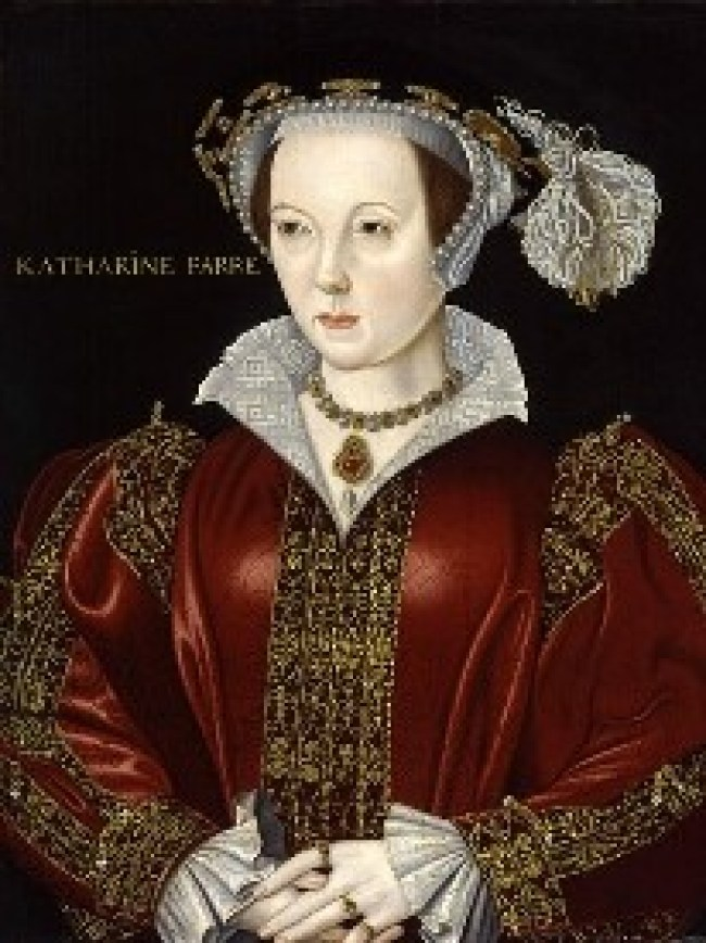 Catherine Parr 1512-1548