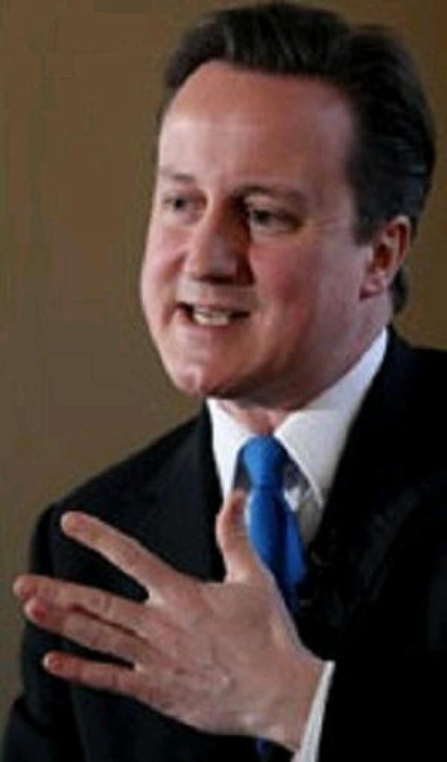 David Cameron,