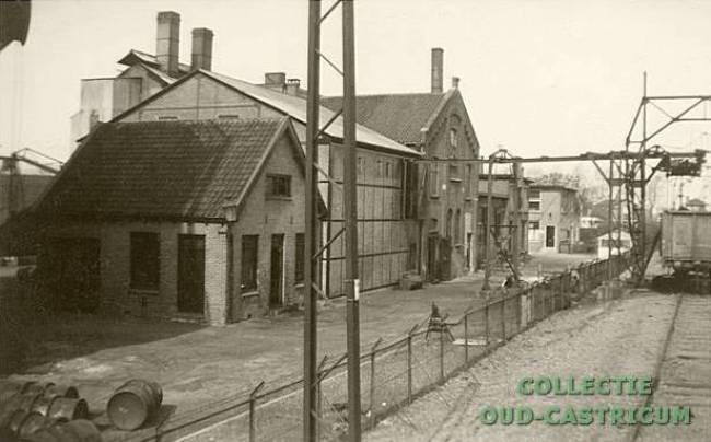 De Gasfabriek te Castricum (2) (foto Collectie Oud Castricum)