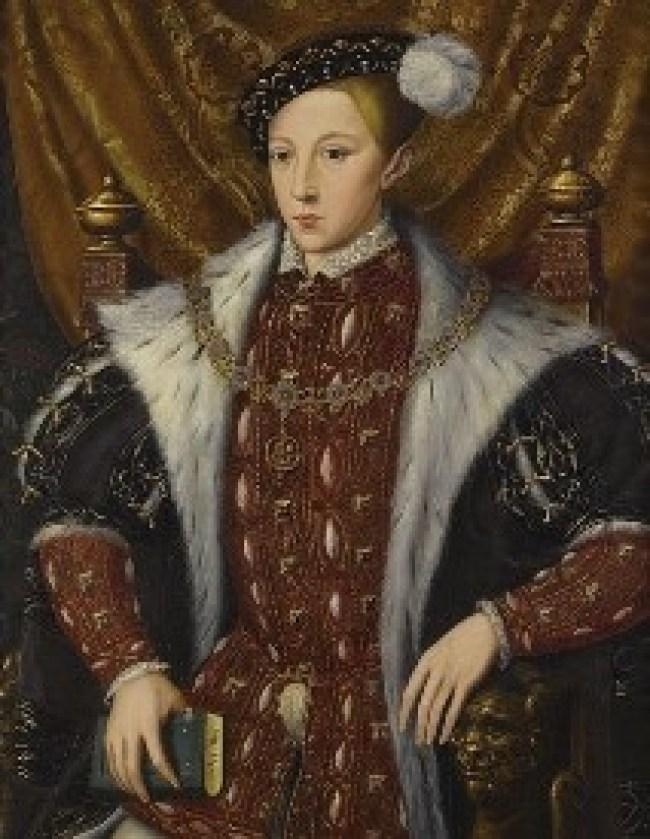 Edward VI 1537-1553