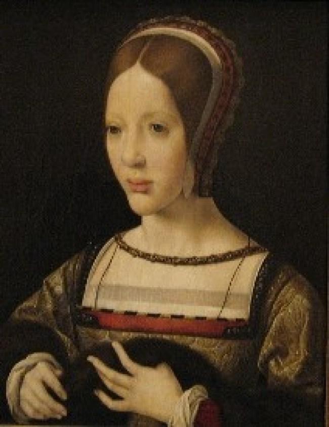Eleanor of Austria 1498-1558