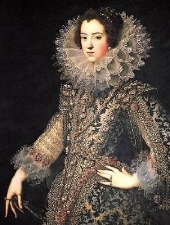 Elisabeth of France 1602-1644