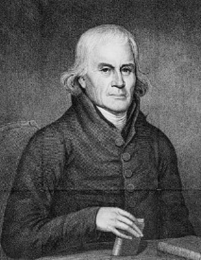 Francis Asbury 1745-1816