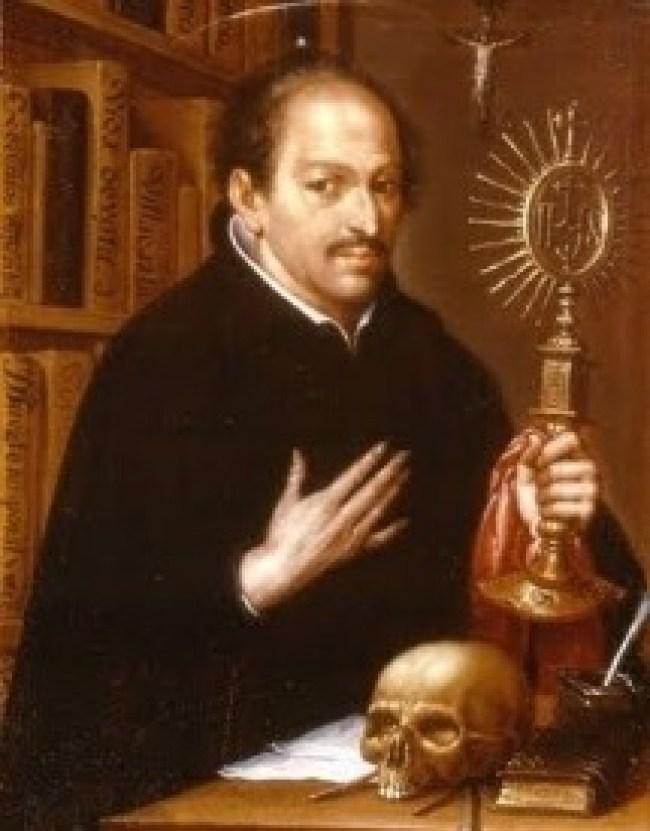 Francis Borgia 1510-1572