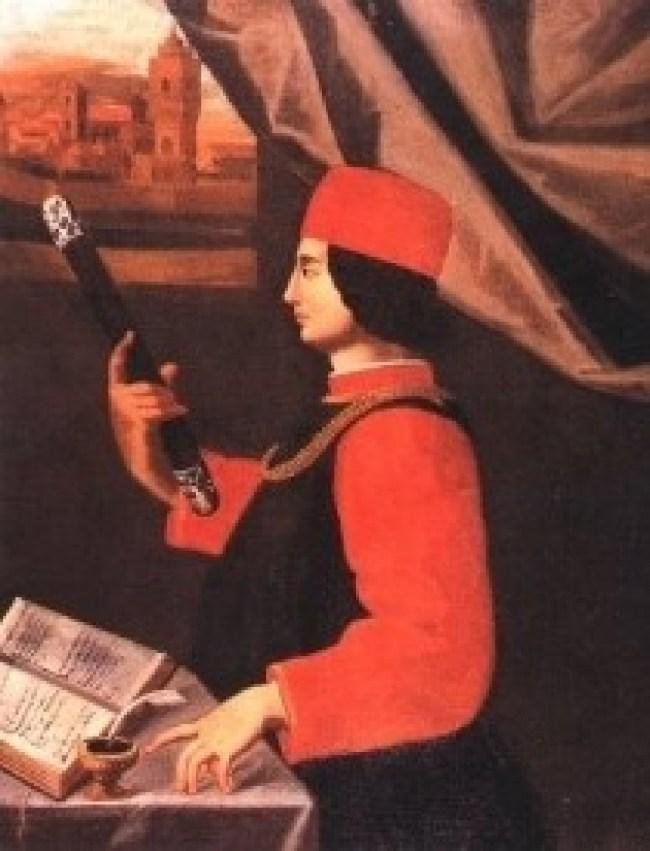 Giovanni Pico della Mirandola 1463-1494