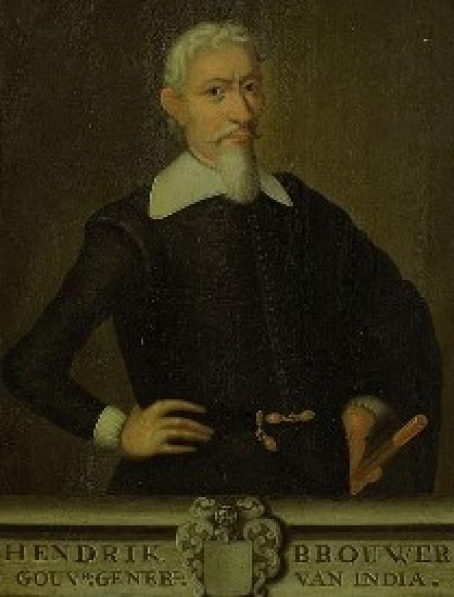Hendrik Brouwer 1581-1643