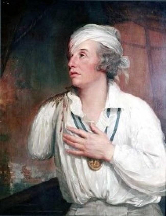 Horatio Nelson 1758-1805